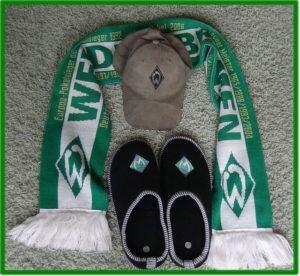 Ein echter Fan kennt auch den Werder Bremen Liedtext